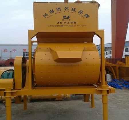 JDY350混凝土搅拌机