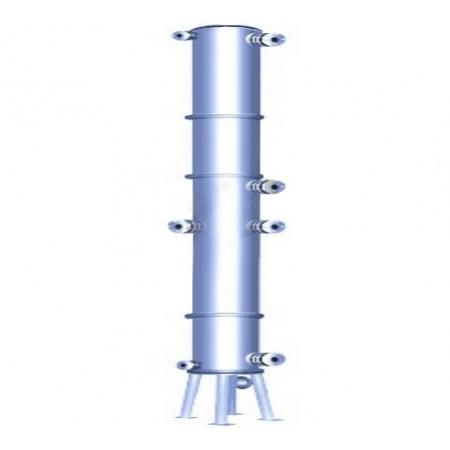 SEL型二合一石墨氯化氢合成炉(副产蒸汽)
