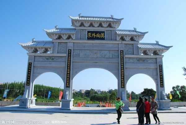 中国惠安石雕