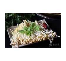 火锅金针菇生产
