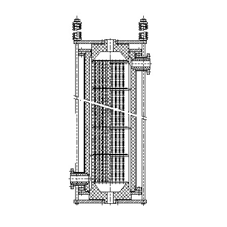 YKS型防腐石墨换热器