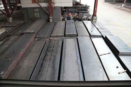 Q345热轧钢锰板