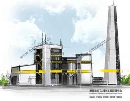 山东环保气化线设计公司