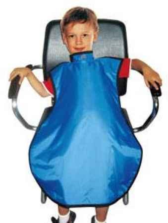 儿童防护围裙定做