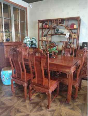 福山红木家具销售价格