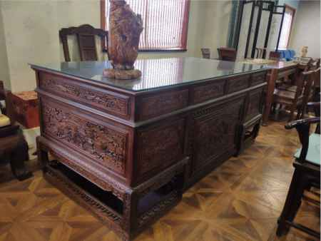 龙口红木家具