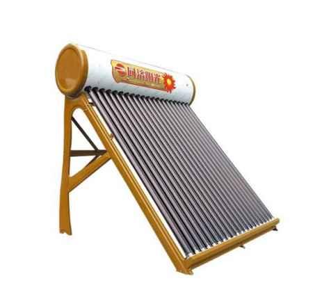 金太阳系列整体式太阳能厂家