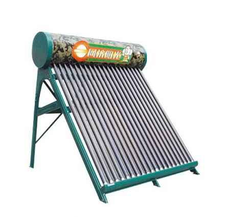浙江迷彩系列整体式太阳能销售价格