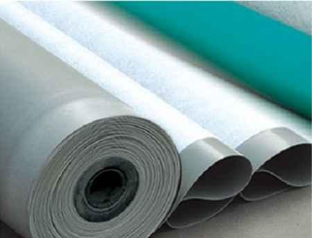 氯化聚乙烯(CPE)橡胶共混防水卷材厂家直销