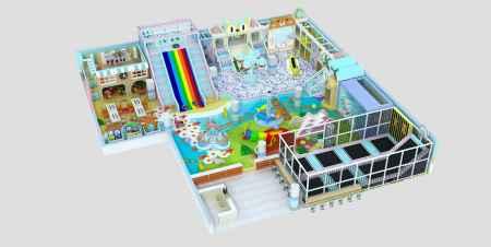 涿州儿童乐园淘气堡生产厂家