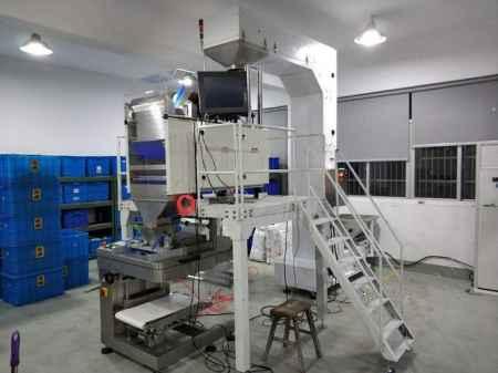 北京连接器视觉计数包装机