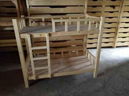 幼儿园木床定制