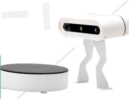 桌面级三维扫描仪价格