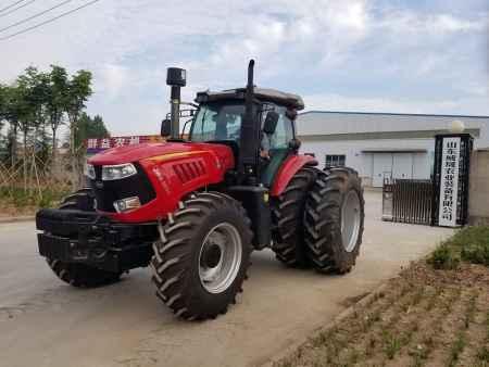 河南大马力农业轮式拖拉机多少钱