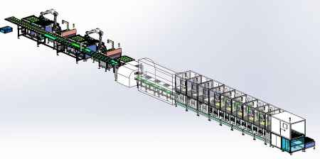 非标自动化生产线