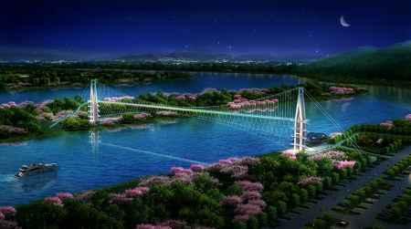 吉林玻璃吊桥施工