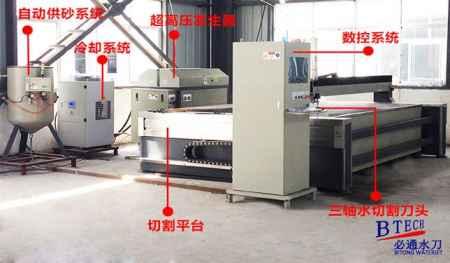 南京高压水切割机销售