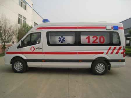 山东图雅诺转运型救护车销售
